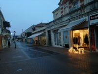 Weihnachtsflair in Soulac sur Mer